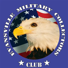 Evansville Military Collectors Club Logo
